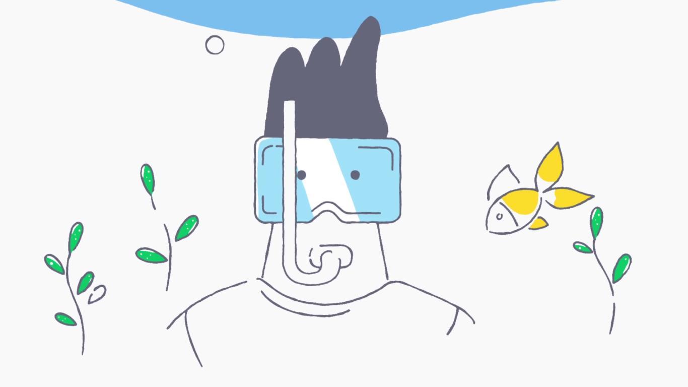 Объясняющий ролик в формате 2D анимации для каршеринг-сервиса YouDrive